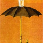 Rene-Magritte_Umbrella